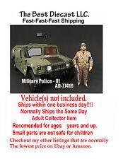American Diorama WWII Military Police III figure 1:18 World War 2 Resin Figure