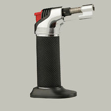 Creative multi-functional portable butane torch gas lighter
