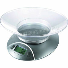 Prima 5 Kg Digital Electronic Kitchen Weight Scale&Bowl Kg Gr Pounds Ounce