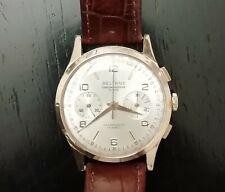 Cronografo Svizzero Vintage Beltane anni 50 Oro 18k/750