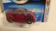 2005 First Editions #53 X-Raycers #3 SCION XB red w/ FTE faster than ever wheels