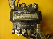 General Electric GE CONTACTOR CR305B0 SIZE 0 115V 60Hz  20 Amp