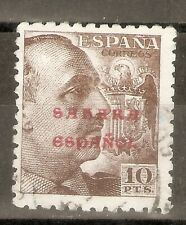 SAHARA 1941 EDIFIL 62º USADO