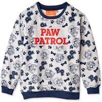 Paw Patrol Boys Cotton Sweatshirt Jumper Costume Chase Marshall Characters 2-8 y