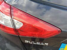 NISSAN PULSAR C13   INNER  PASSANGER  LEFT SIDE  REAR LIGHT FROM BOOT