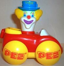 PETER THE CLOWN CAR PEZ DISPENSER ~ LOOSE WITH CANDY ~ CHEAP US SHIPPING