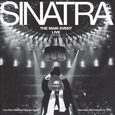 Frank Sinatra, The Main Event - Live, Good CD