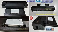 Dell E-Port Plus Dock Station PR02X Dell Latitude E4210 E4310 E6400 E6410 E6510