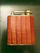 "ANTIQUE POCKET CIGARETTE LIGHTER,CIRCA 1925 BY ""DIPLOMAT""USA"