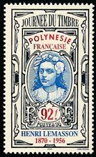 1996 POLYNESIE N°518** JOURNEE du TIMBRE TTB 1996 French Polynesia Stamp Day MNH
