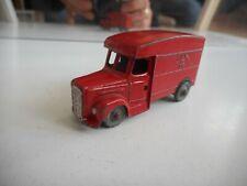 Budgie Royal Mail Van in Red