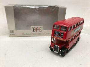 EFE Exclusive First Edition Ltd OO Scale E10101 Diecast Regent Double Deck Bus