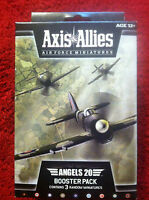 Axis & Allies Air Force Miniatures - Angels 20 Booster Pack (New)