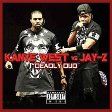 Kanye West Vs Jay - Z - Deadly Duo [CD]