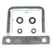 SEACHOICE Utility Anchor 50-41620 Galvanized Slip Ring Model 10E 16.75x14.5x9.5