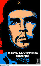 Political Cuban POSTER.Che GUEVARA.Cold War Communist Revolution Art History.11