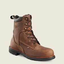 Red Wing DynaForce 2203 Brown Leather Work Steel Safety Toe Boots Mens Sz 13 D