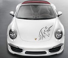 Einhorn Unicorn Auto Aufkleber Sticker Folie Logo Tattoo 60x30cm Qualitätsfolie