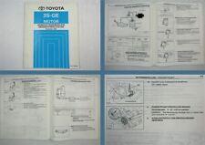 Toyota Celica ST202 Motor 3S-GE Abgaskontrollsystem Werkstatthandbuch 1994