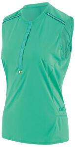New Louis Garneau Women's Lucy Top Green Large
