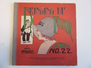 1932 BRINGING UP FATHER by Geo. McManus Book #22