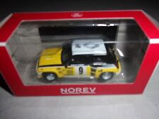 1/64 3-INCHES RENAULT 5 TURBO N°9 ELF 1ER MONTE-CARLO-1980-PILOTE:RAGNOTTI-NOREV