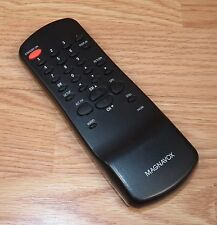 Genuine Magnavox (NA386) Converter Box Remote Control With Battery Cover