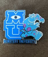 Disney Pin Trading Monsters University Mike And Sulley MU Pin