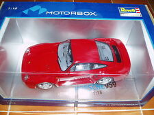 Exoto Revell Motorbox 1:18 scale red Porsche 959 superb diecast model sportscar