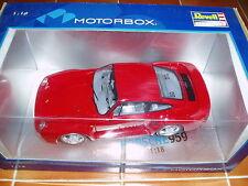 Exoto Motorbox REVELL SCALA 1:18 Rosso PORSCHE 959 Superbo Modello Diecast SPORT PROTOTIPI