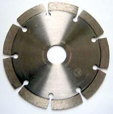 Diamant-Trennscheibe 125 mm Beton 10 mm Laser-Segmentierung Top -Neu-