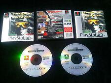 JEU Sony PLAYSTATION PS1 PS2 : COMMAND & CONQUER (Platinum COMPLET envoi suivi)