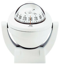 Boat Compass Marine Compass Plastimo Offshore 75 White Bracket Mount Compass New