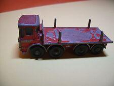 Matchbox Pipe Truck Serie Nr.10