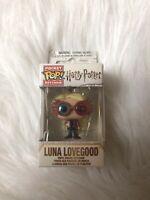 Funko Keychain Harry Potter Luna Lovegood