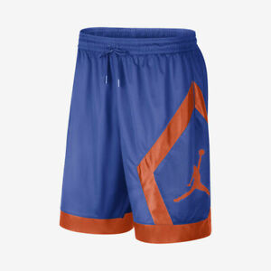 Air Jordan Mens Florida Gators Brand Knit Performance Shorts Size XL CQ6522-480