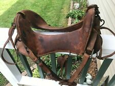 Wwi Calvary horse saddle 12""
