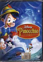 Dvd Disney **PINOCCHIO** nuovo 1947