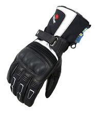 Motorcycle Gloves Breathable Halvarssons Goatskin Exact
