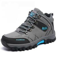 Men's Trail Hiking Boots Waterproof Athletic Non Slip Outdoors Shoes US 6.5-13