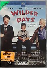 Wilder Days - Josh Hutcherson (DVD, 2003) Region 4
