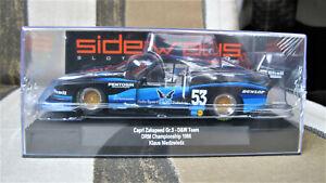 "sideways Racer Ford Capri Zakspeed   D&W Team  #53  ""  DRM  1980 "" Ref. SW68"