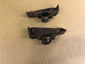 Ford Escort  mk1 Antiroll bar mounts Front.  ( a pair  )