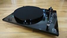 New Rega Planar P1 Plus Turntable with Built In Phono Preamp! Gloss Black