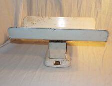 Vintage Metal Baby Nursery Scale, 1950s Retro, 0 – 25 lbs, Perfect Decor Item