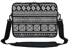 Neoprene Laptop Bag Case with Shoulder Strap Fit  Chromebook Netbook 3106