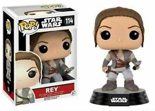 Funko Star Wars Rey ( Finale Scène Costume) #114 Pop! Vinyle Bobble-Head