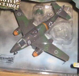 FORCES OF VALOR GERMAN 1944 MESSERSCHMITT Me-262 Die Cast Plane