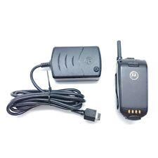 Tiny Motorola V3620 Vintage Flip Cell Phone Pull Up Antenna CDMA RARE 2G
