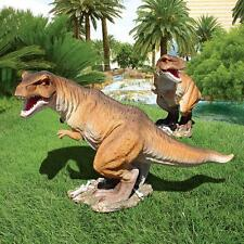 "T-Rex Dinosaur Tyrant Lizard Prehistoric Jurassic Scaled Replica Statue 29"""